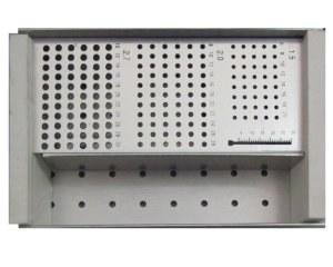 Container pour implants mini fragments